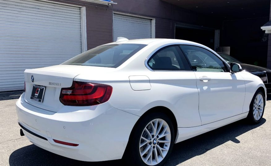 2016 BMW  228i SULEV Coupe