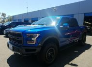 2018 Ford F150 4X4 CR RAPTOR