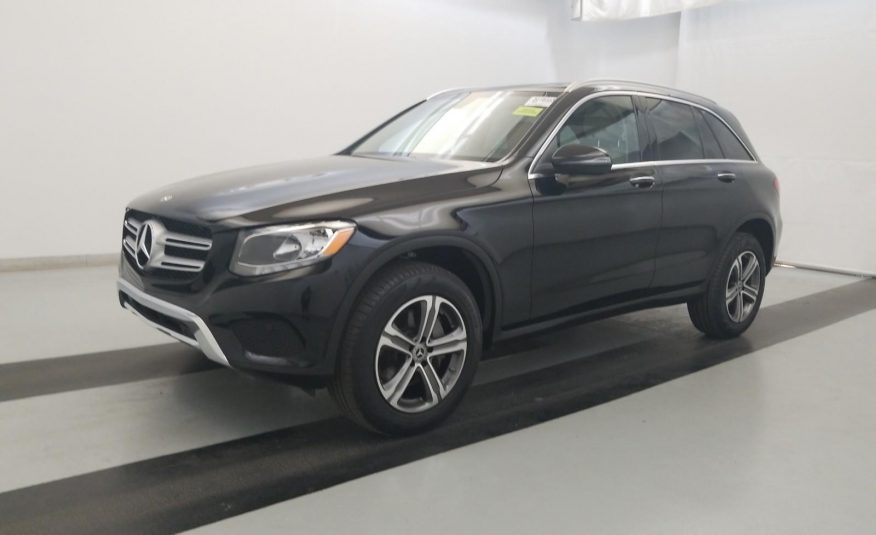 2019 Mercedes-Benz GLC300W4 GLC 300