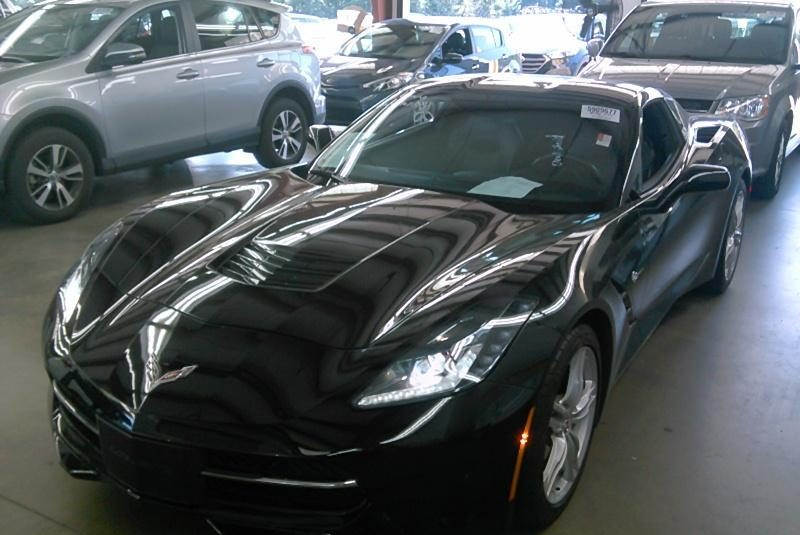 2016 Chevrolet CORVETTE 1LT