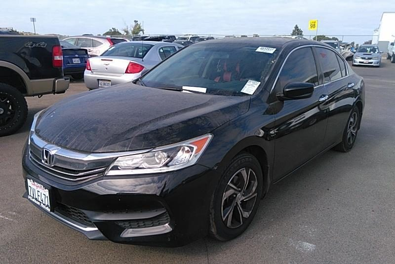 2016 Honda ACCORD 4C LX