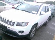 2016 Jeep COMPASS 4X4 4C HIGH ALTIT