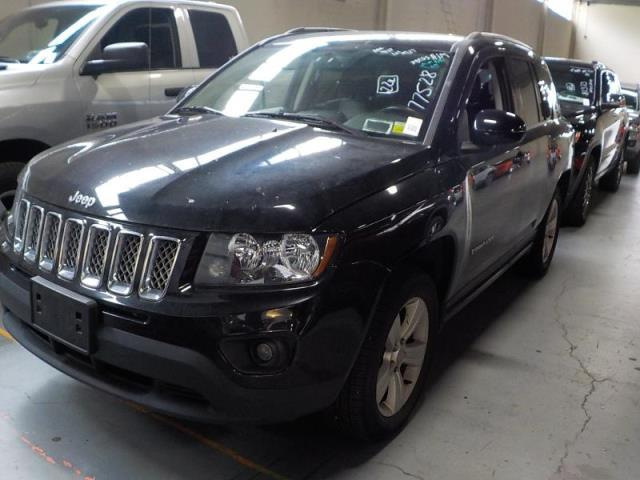 2016 Jeep COMPASS 4X4 4C LATITUDE