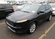 2017 Jeep CHEROKEE FWD V6 LIMITED