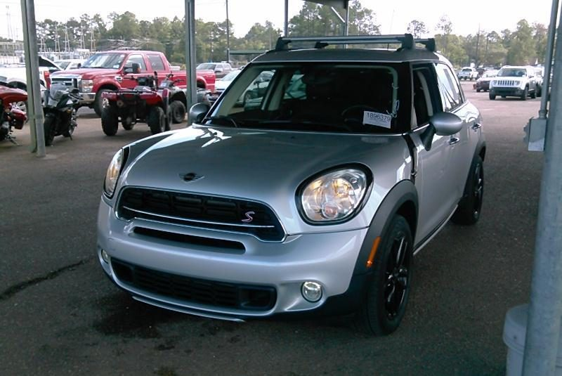 2015 MINI COUNTRYMAN FWD S