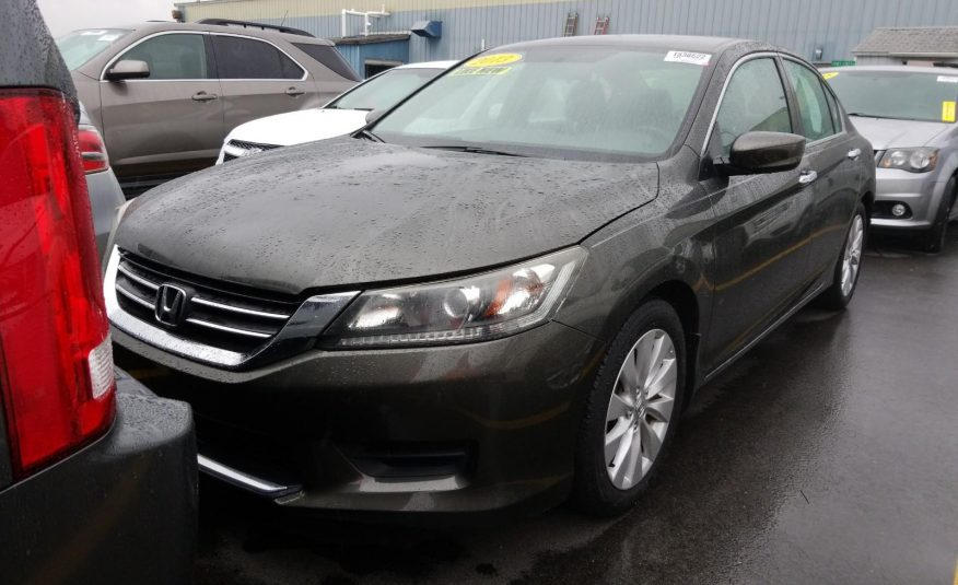 2013 Honda ACCORD 4C LX