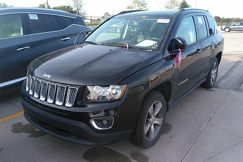 2017 Jeep COMPASS FWD 4C LATITUDE
