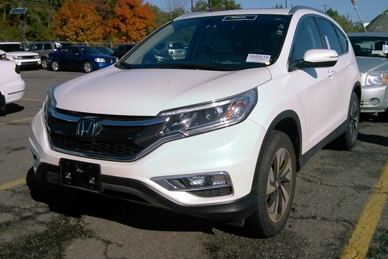 2016 Honda CR-V AWD TOURING
