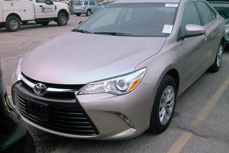 2017 Toyota CAMRY 4C LE