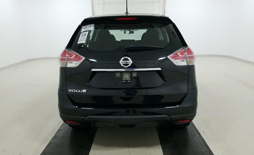 2016 Nissan ROGUE FWD 4C S