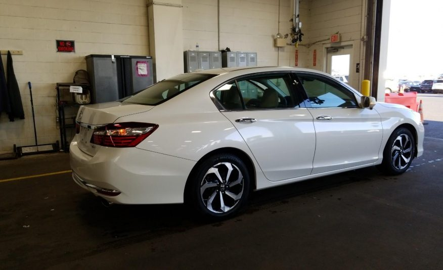 2017 Honda ACCORD V6 EX-L V6