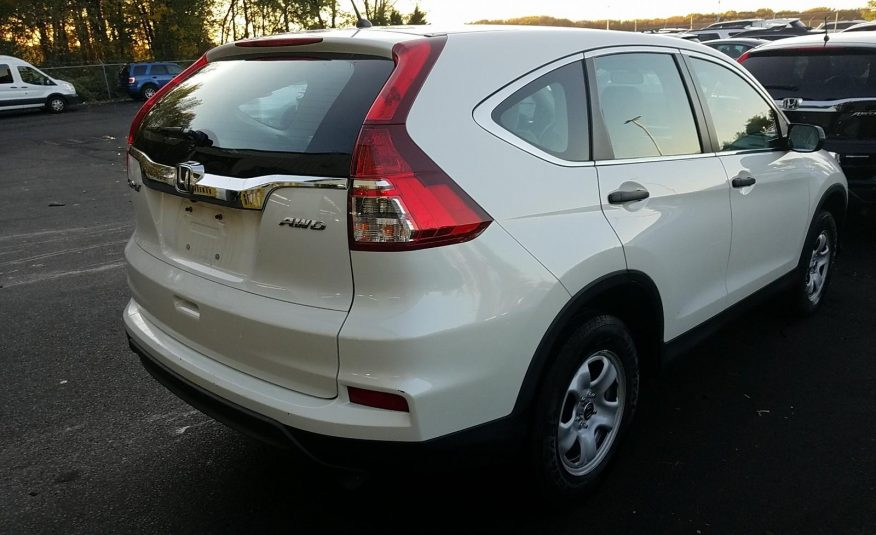 2016 Honda CR-V AWD LX