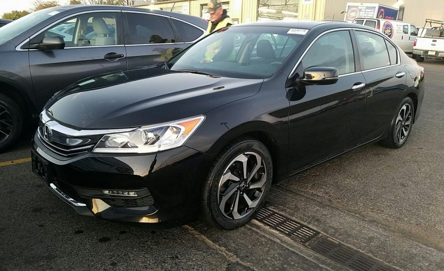 2016 Honda ACCORD 4C EX