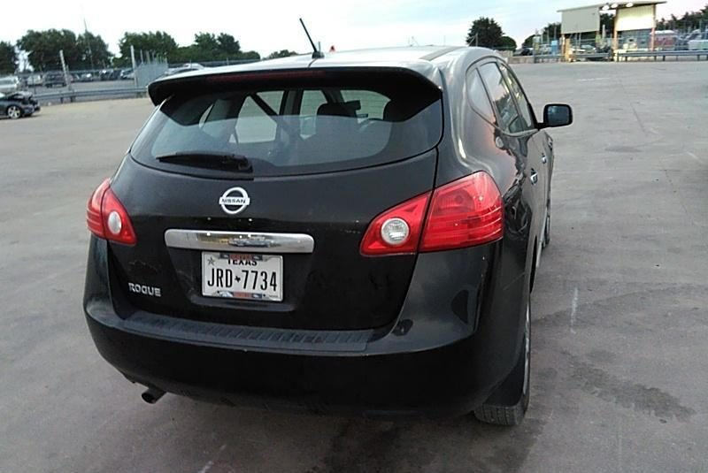 2013 Nissan ROGUE FWD S
