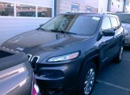 2014 Jeep CHEROKEE 4X4 4C LIMITED