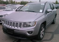 2017 Jeep COMPASS FWD 4C HIGH ALTIT