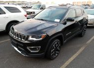 2017 Jeep COMPASS 4X4 4C LIMITED