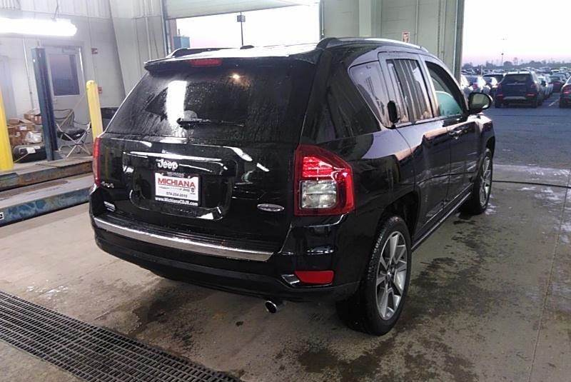 2017 Jeep COMPASS 4X4 4C HIGH ALTIT