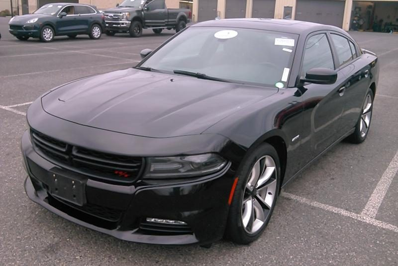 2015 Dodge CHARGER 4X2 V8 ROAD/TRACK